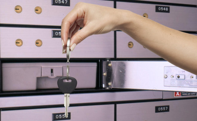 Аренда банковской ячейки в Сбербанке