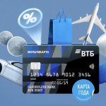 Кредитная карта для физических лиц от ВТБ 24
